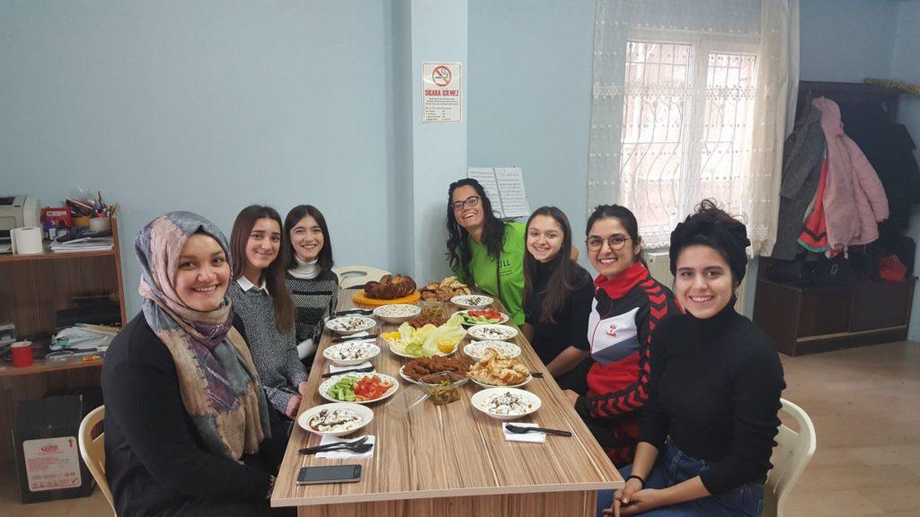 voluntariado turquia karaman