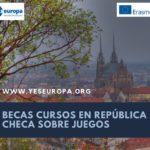 becas República Checa