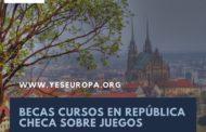 Becas República Checa Erasmus sobre juegos en grupo