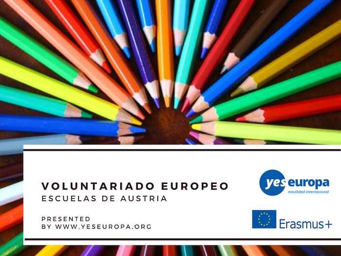 VOLUNTARIADO EUROPEO escuelas austria