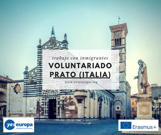Voluntariado con inmigrantes en Prato (Toscana, Italia) - Yes Europa