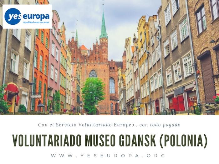 Voluntariado en museo de Polonia