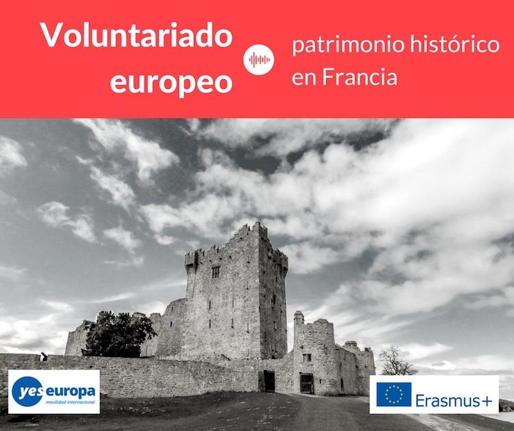 VOLUNTARIADO patrimonio historico