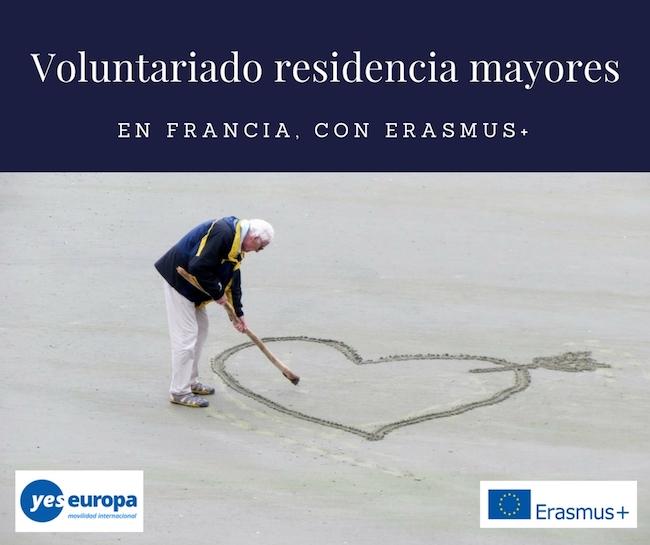 Voluntariado residencia mayores