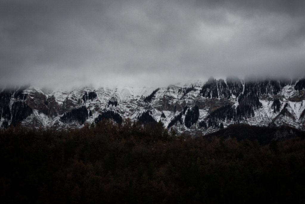 voluntariado montañas francia