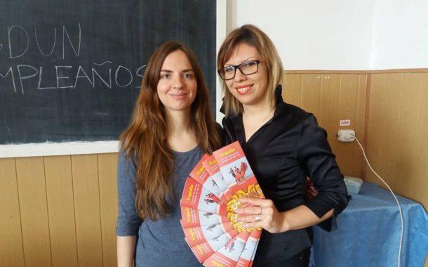 Sara ha terminado su voluntariado en Rumanía