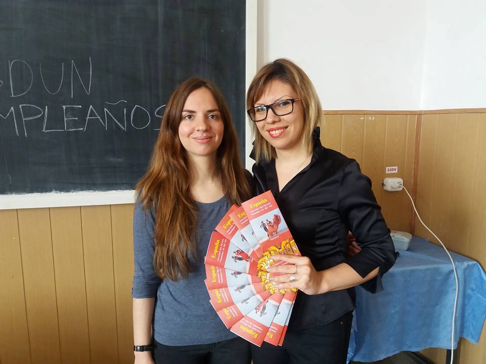 sara voluntariado rumania