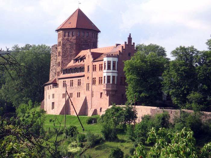 Se buscan voluntarios/as para un castillo-residencia en Alemania