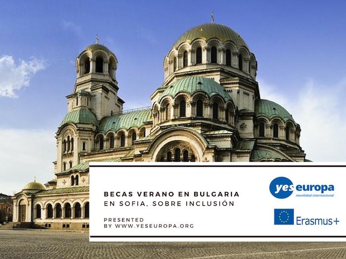 Becas verano Bulgaria sobre inclusión social