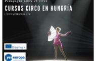 Becas cursos circo en Hungría