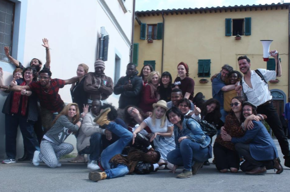 voluntariado con refugiados italia