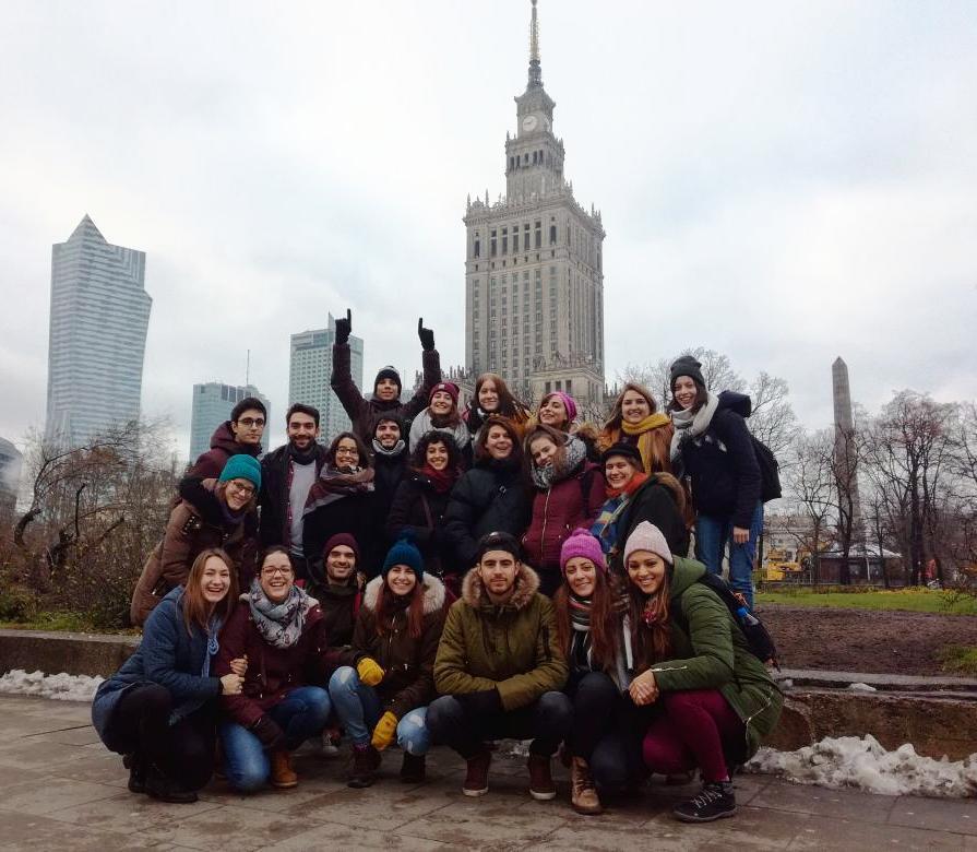 voluntariado europeo polonia