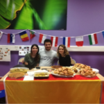 claudia voluntaria en francia