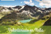 Voluntariado en zonas afectadas por el terremoto en Italia