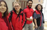 Sara en Sliven de voluntaria europea