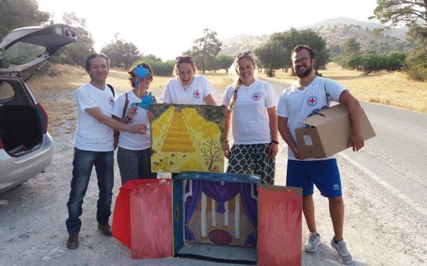 Así ha sido el proyecto de voluntariado en Chipre