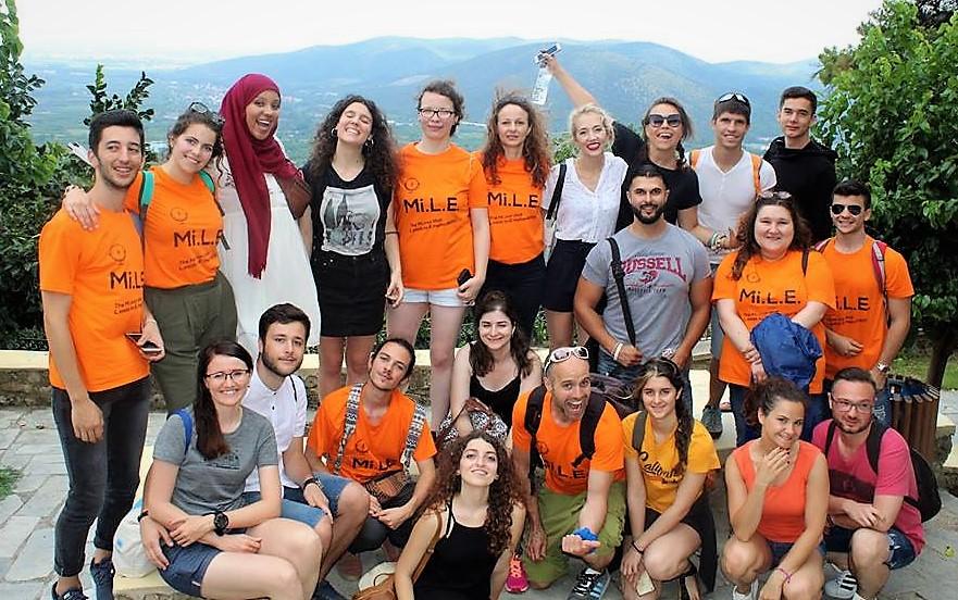 Curso de emprendimiento Erasmus+