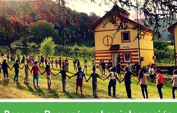Beca en Rumanía sobre integración en agosto