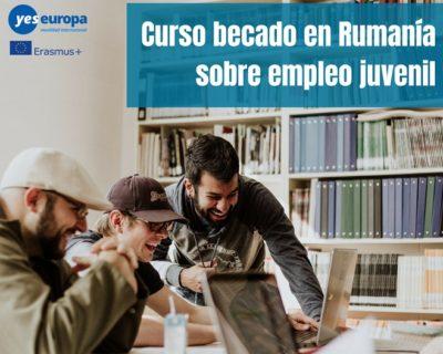 Curso becado en Rumanía sobre empleo juvenil