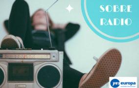 Curso sobre radio en Madrid con jóvenes europeos