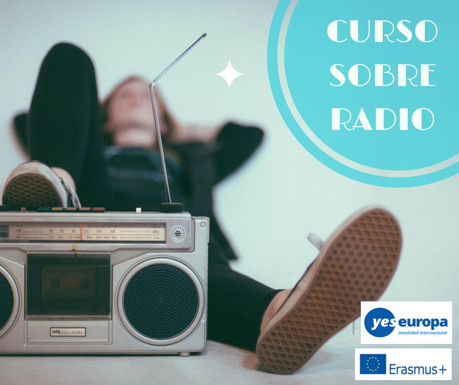 Curso sobre radio en Madrid
