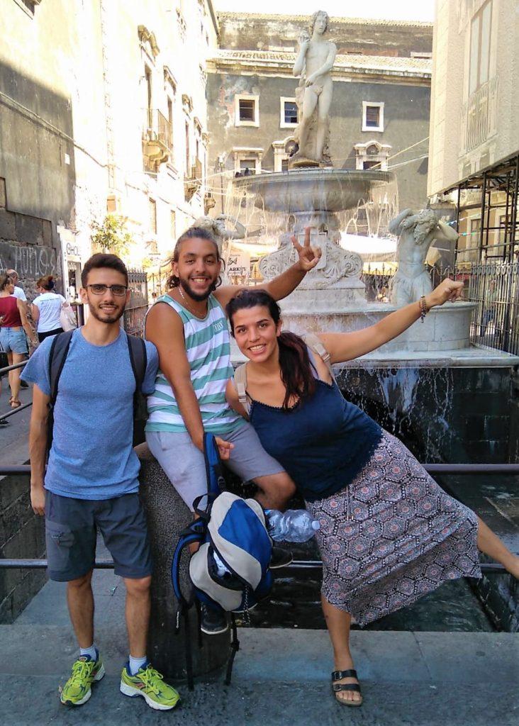 Realizar un voluntariado: la experiencia de Verónica en Sicilia