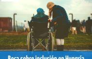 Beca sobre inclusión en Hungría en octubre