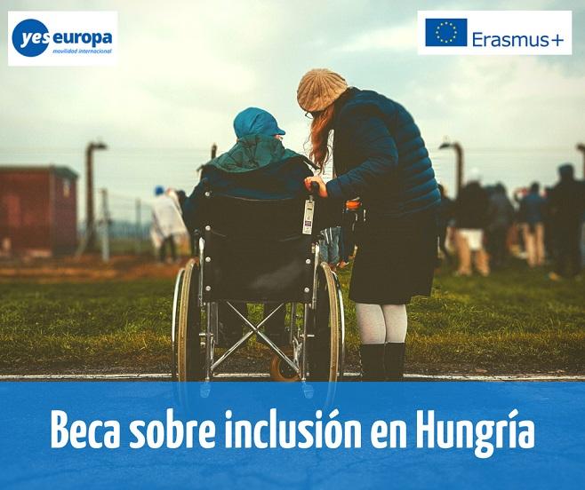 Beca sobre inclusión en Hungría