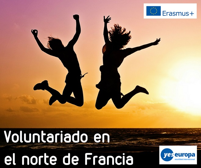 Voluntariado en el norte de Francia