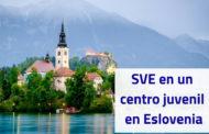 Voluntariado en un centro juvenil en Eslovenia
