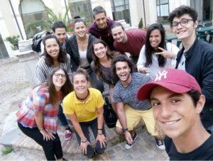 La experiencia de Ana como voluntaria en el extranjero