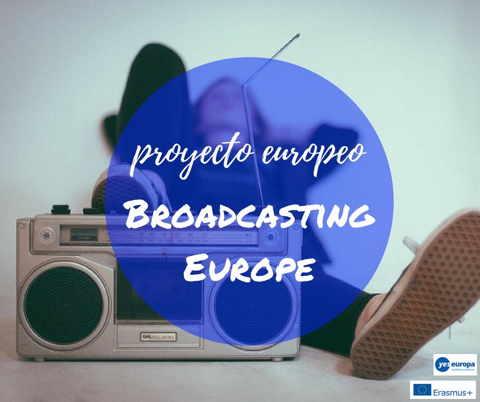 Broadcasting Europe, proyecto europeo en el que participa Building Bridges