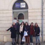 El voluntariado en Nîmes de Claudia