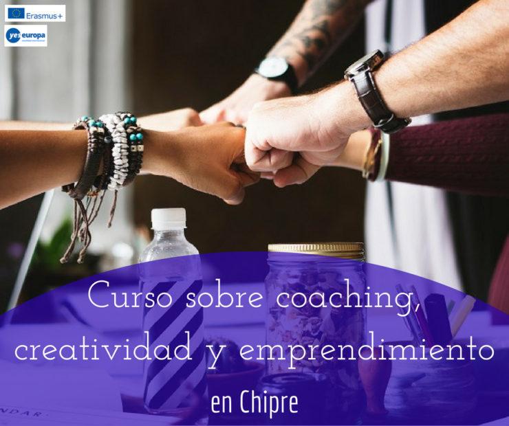Curso de coaching, creatividad y emprendimiento en Chipre