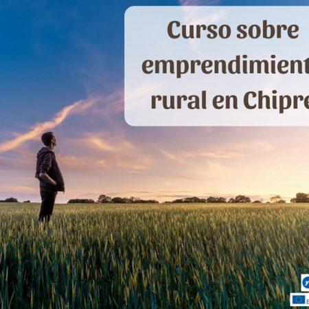 Curso becado sobre emprendimiento rural en Chipre