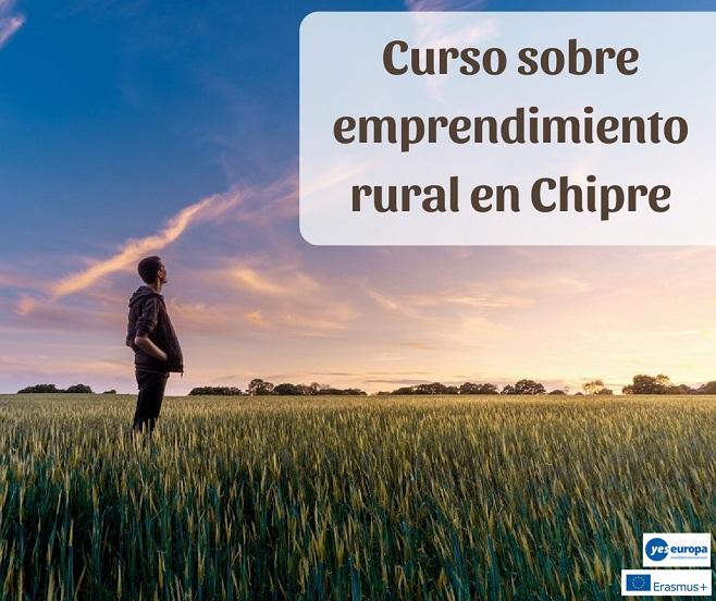 Curso sobre emprendimiento rural en Chipre