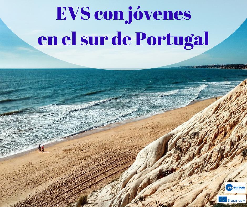EVS sobre interculturalidad en Portugal