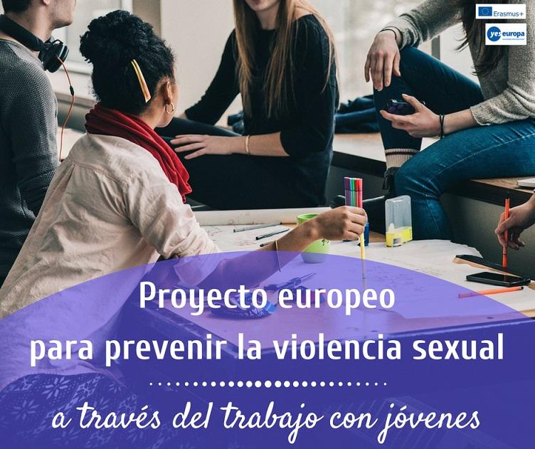Proyecto europeo para prevenir la violencia sexual