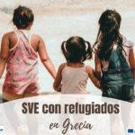 Voluntariado con refugiados en Grecia
