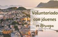 Voluntariado en Noruega con jóvenes y refugiados