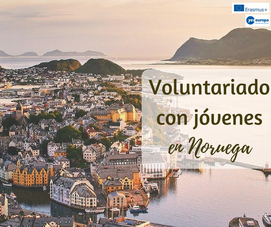 Voluntariado en Noruega con jóvenes