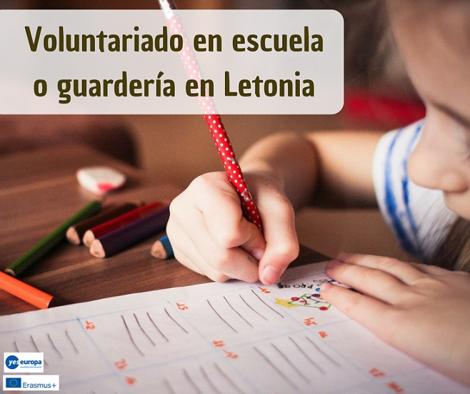 Voluntariado en escuela o guardería en Letonia