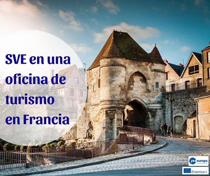 Voluntariado en oficina de turismo en Francia
