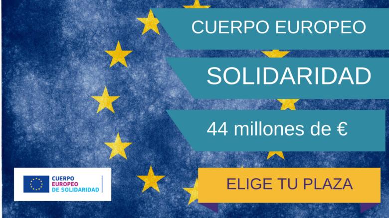 guía cuerpo europeo solidaridad