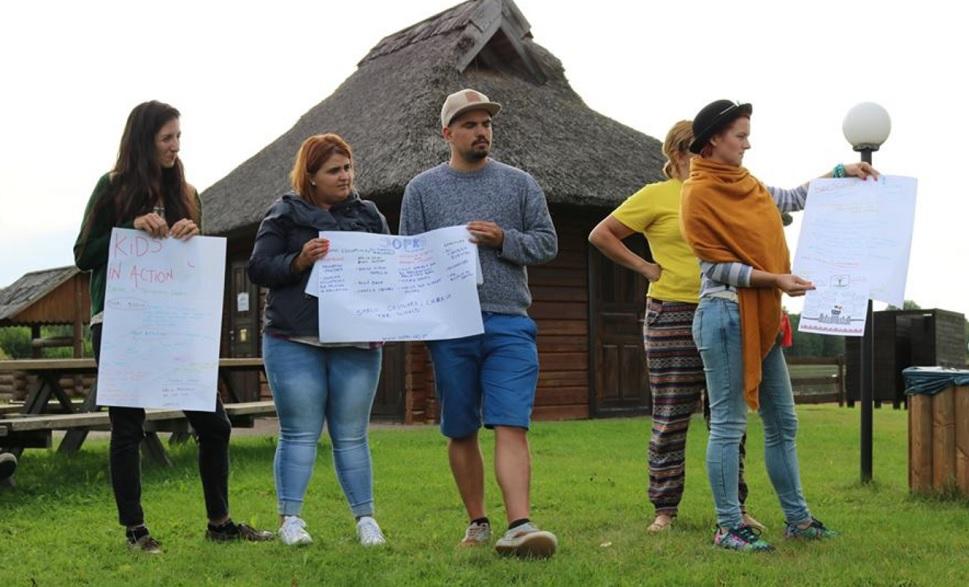 Así ha sido el curso Power in (e)MOTION en Letonia