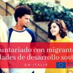Cuerpo Europeo de Solidaridad en Italia