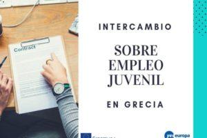 Intercambio sobre empleo juvenil en Grecia