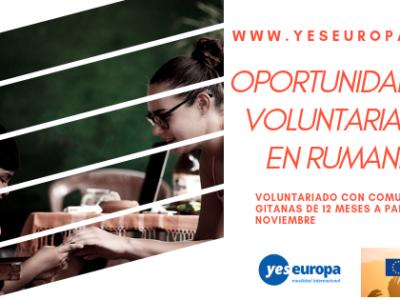 Oportunidad en Rumania de 12 meses con el CES