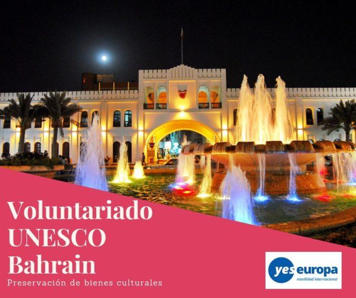 Voluntariado UNESCO Bahrain