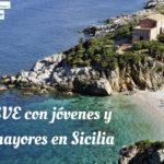 Voluntariado con jóvenes en Sicilia